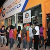 Los jóvenes interesados en el taller de capacitación 'El ejercicio del voto' acudieron desde temprano hasta las instalaciones del Movimiento Centro Democrático.JPG